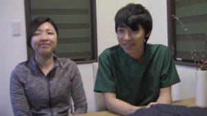 【動画】整体師の紹介